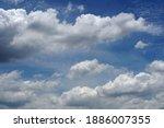 Nimbus Clouds In The Sky...