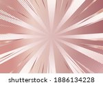 Abstract Soft Pink Rays...