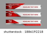 set collection vector of... | Shutterstock .eps vector #1886192218