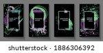 abstract vector illustration. a ... | Shutterstock .eps vector #1886306392