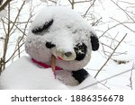 Soft Plush Toys Covered With...