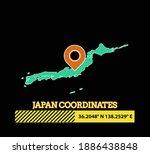 vector graphic of lettering...   Shutterstock .eps vector #1886438848