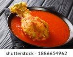 Guatemalan Turkey Soup With...