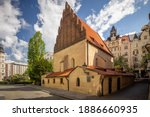 The Old New Synagogue Is The...