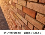 Old Brick Wall House Texture...