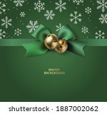 new year and christmas design... | Shutterstock .eps vector #1887002062