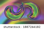 Abstract Gradient Multi Colored ...