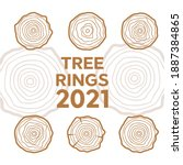 Tree Rings Background. Abstract ...