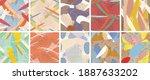 abstract vector seamless...   Shutterstock .eps vector #1887633202