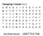 camping and travel. high...