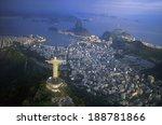 rio de janeiro  rj  brazil ... | Shutterstock . vector #188781866