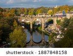 England  Knaresborough  View Of ...