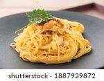 Cream Pasta With Sea Urchin