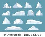 Varieties Icebergs Set....