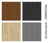 wood lines pattern. vector...   Shutterstock .eps vector #188802986