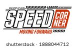 speed corner  modern and... | Shutterstock .eps vector #1888044712