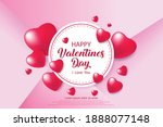 festive card for happy... | Shutterstock .eps vector #1888077148