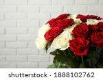 Luxury Bouquet Of Fresh Roses...