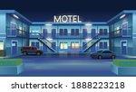 vector cartoon illustration of... | Shutterstock .eps vector #1888223218