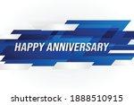 happy anniversary concept...
