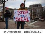 Small photo of Washington, D.C.   U.S.A.   6 Dec 2021: Trump Initiated Electoral Intimidation Riot in Capitol
