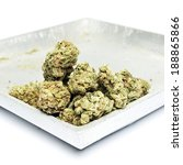 marijuana  | Shutterstock . vector #188865866
