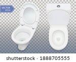3d realistic vector...   Shutterstock .eps vector #1888705555