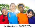 friendship   Shutterstock . vector #188876756