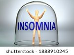 Insomnia Can Separate A Person...