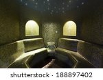 Ambient Lighting In Steam Bath...