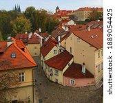 Novy Svet Street  Prague ...