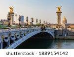 Pont Alexandre Iii Bridge Over...