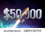 Bitcoin Breaks   50000 Barrier...