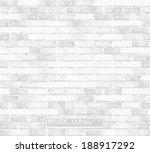 White Brick Wall Seamless...