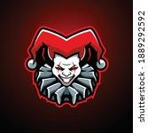 Joker Mascot Logo Design...