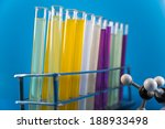 workplace modern laboratory for ... | Shutterstock . vector #188933498