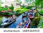 Giethoorn  Netherlands   July...