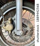 Motorcycle Disk Brake System...