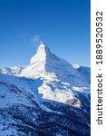 The Matterhorn Face East And...