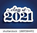 class of 2020 congratulations...   Shutterstock .eps vector #1889584492