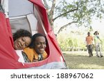 weekend at the park | Shutterstock . vector #188967062