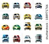 car icon. car vector. | Shutterstock .eps vector #188971766