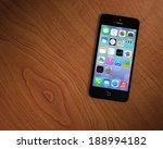 cupertino  usa   april 2014  an ... | Shutterstock . vector #188994182