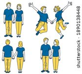Full Length Vector Character Of ...