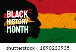 african american history or... | Shutterstock .eps vector #1890233935