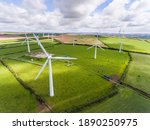 Wind Turbines For Electrical...