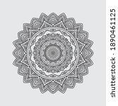 mandalas for coloring book....   Shutterstock .eps vector #1890461125