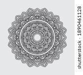 mandalas for coloring book....   Shutterstock .eps vector #1890461128