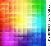 multicolor abstract background... | Shutterstock .eps vector #189072686