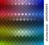 3d argyle patterned background... | Shutterstock . vector #1890909895